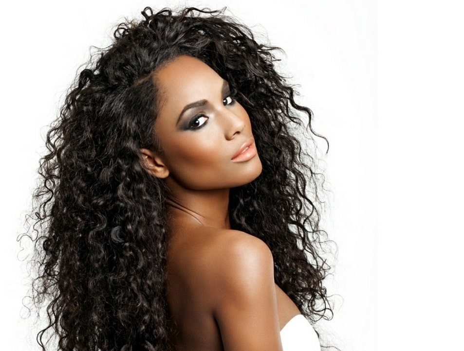 Island Curl- Virgin Remy Human Extensions