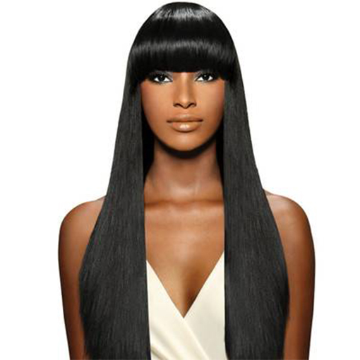 Straight Hair Extensions Promo