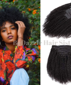 Clip-Ins - Afro Kinky Curl