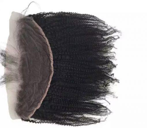 13×6 Kinky Curl Frontal2