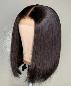 Wig -Straight Short Bob