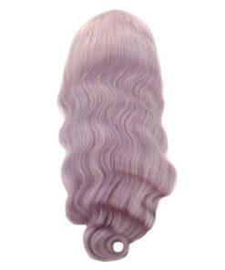 Wig - Wavy Grey