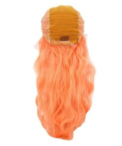 Wig - Orange Wavy