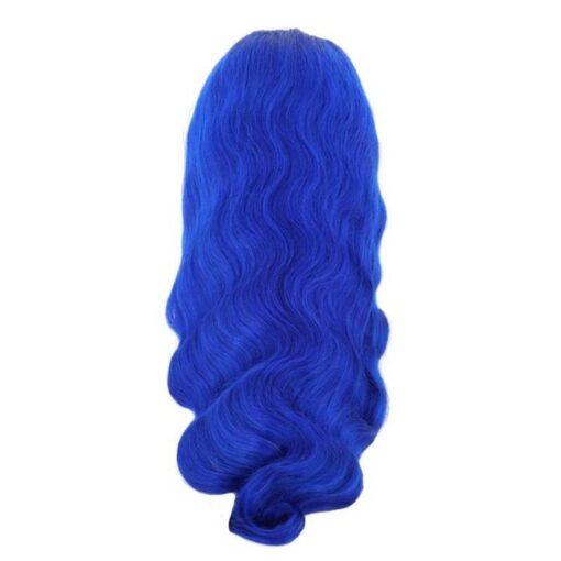 Wig - Blue Wavy