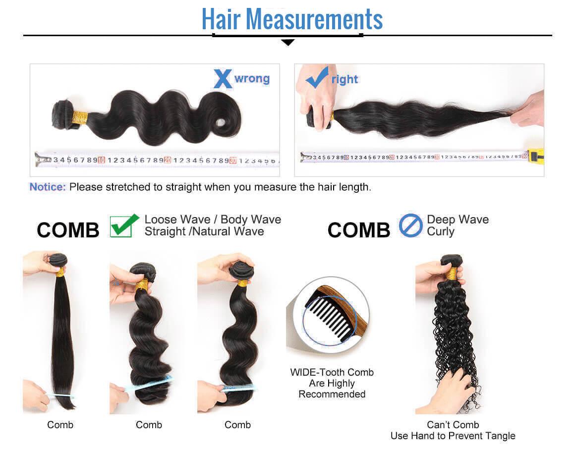 Hair Measurement