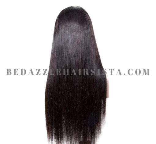 Wig - Back