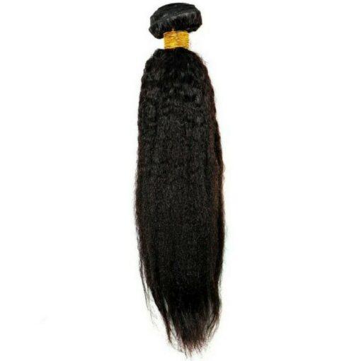 Brazilian Kinky Straight Hair Extensions low