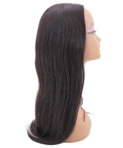 Natural Straight U-Part Wig