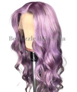 Wig - Purple Body Wave