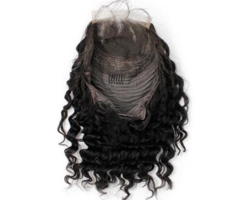 Wig - Deep Curl