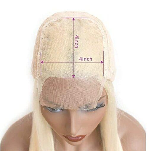Wig - 613 Blonde 4x4