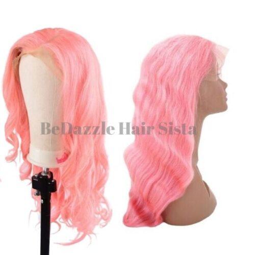 Wig - Pink Hair