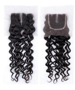 Closure - Island Curl