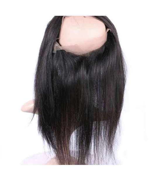 Frontal - Natural Straight