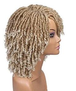 Wig - Ombre Blonde Dreadlock Twist