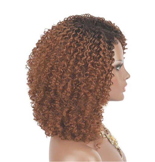 Wig - Afro Kinky Curl