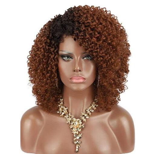 Wig- Afro Kinky Curl