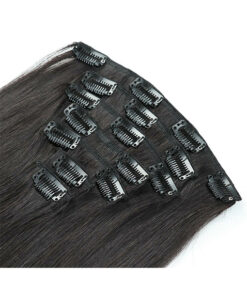 Clip-Ins - Natural Straight