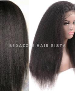 Wig- Kinky Straight