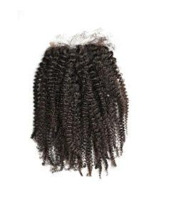 Closure - Afro Kinky Curl