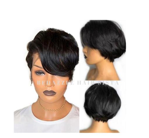 Wig - Short Pixie Cut