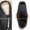 Wig - Straight Human Hair Wig