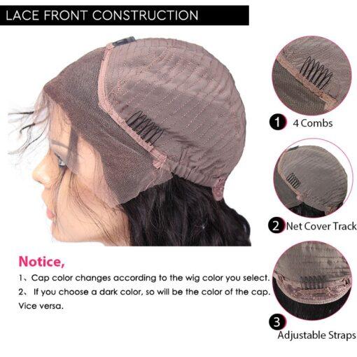 Front Lace Wig Cap