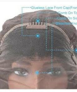 13x6 Front Lace Wig Cap