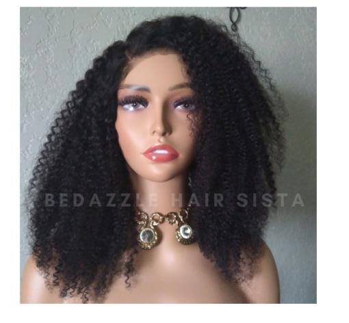 KM ORGIN- Kinky Curly Wig
