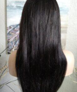 Wig - Straight Hair Back