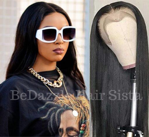 Wig - Straight Hair