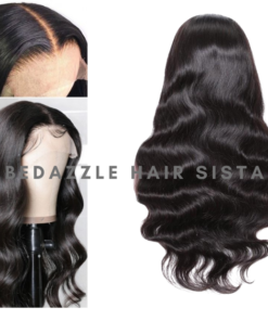 Wig - Body Wave Human Hair