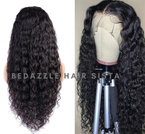 Wig - Water Wave 13x4 Lace Front