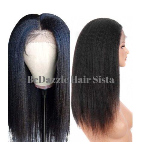 Wig - Yaki Kinky Straight