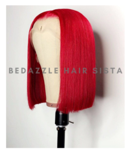 Wig - Red Short Hair