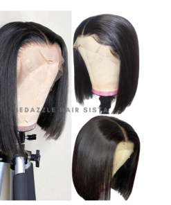 Wig - Short Straight Hair