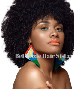 Bundles & Frontal - Afro Kinky Curly