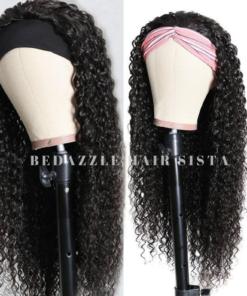 Wig - Deep Wave Headband