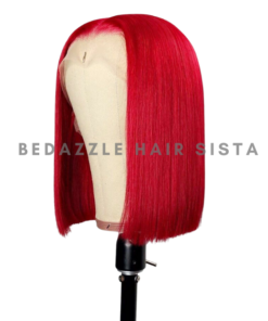 Wig - Red Short Wig