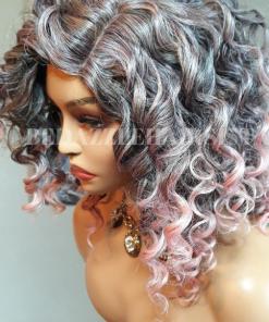 KM - Curly