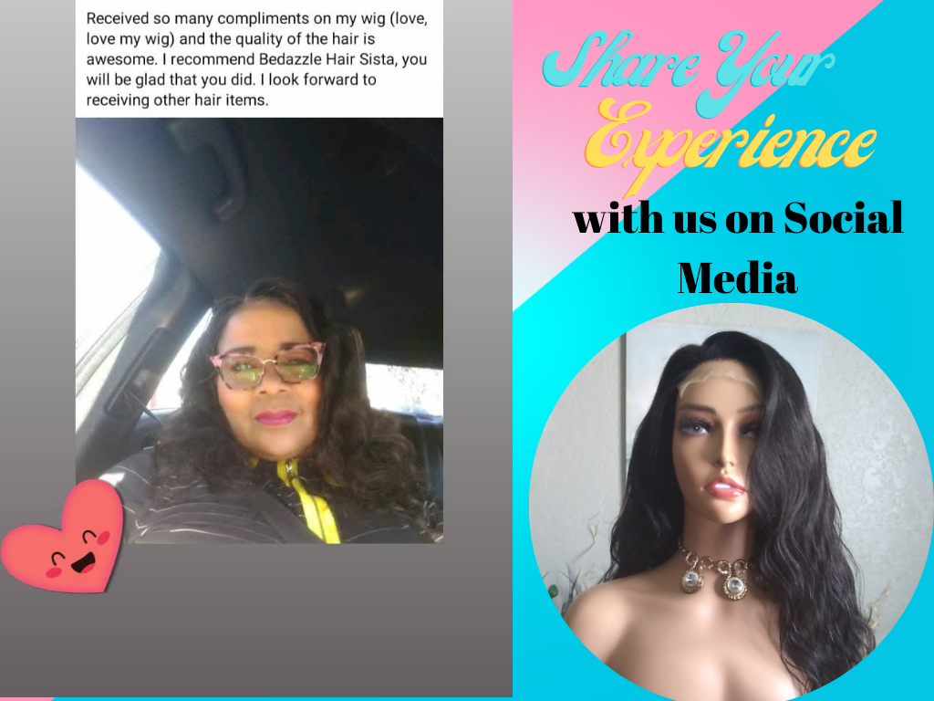 Hair Review - Body Wave Wig