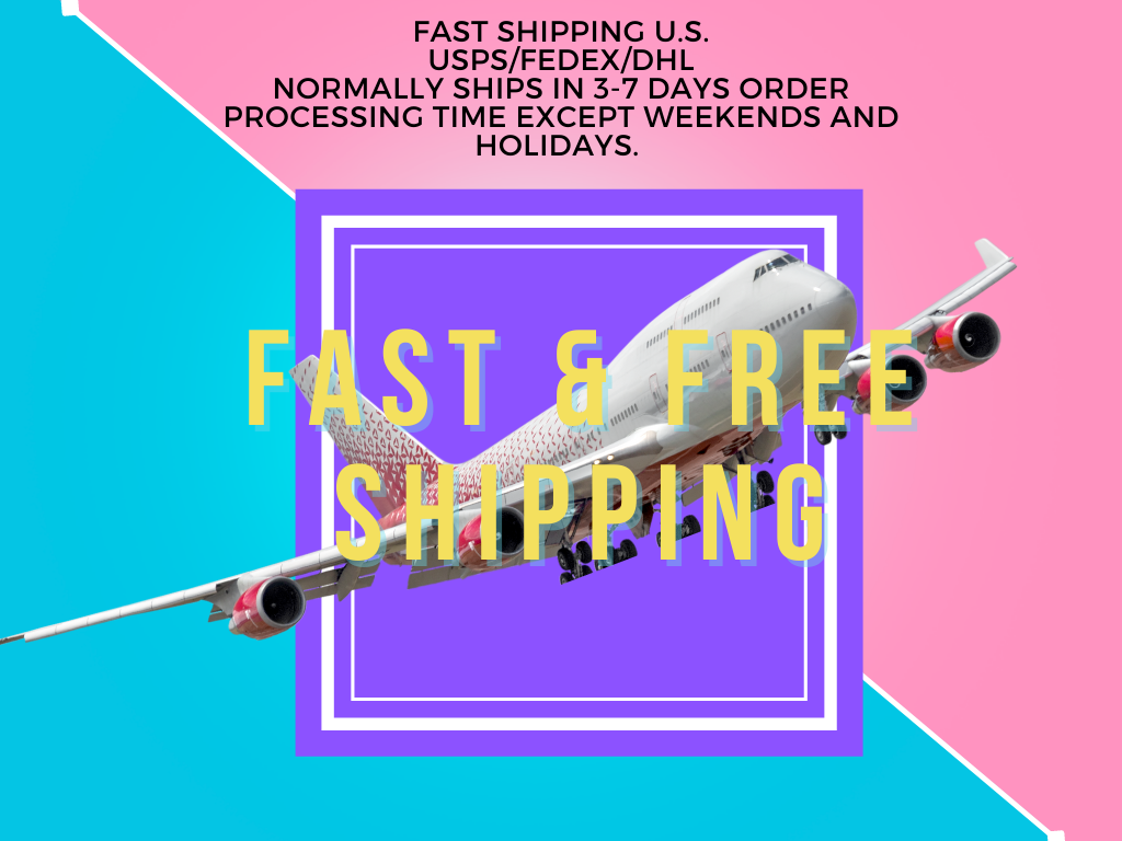 Fast & Free Shipping from our factory